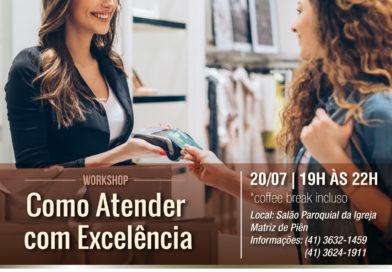 Workshop – Como atender com excelência
