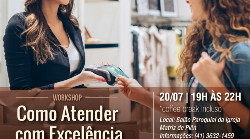 Workshop – Como atender com excelência
